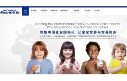 澳优乳业 全网营销网站