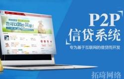 P2P网站建设